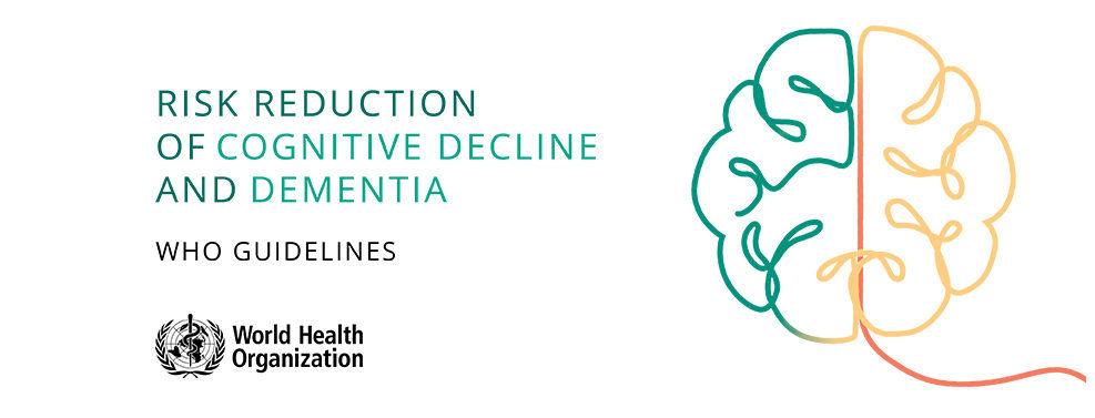 Come prevenire la demenza. Le linee guida dell'OMS.