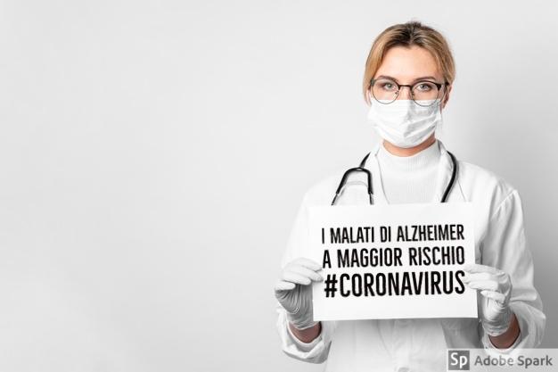 Coronavirus: le persone con demenza sono a maggior rischio. Ecco come prepararsi
